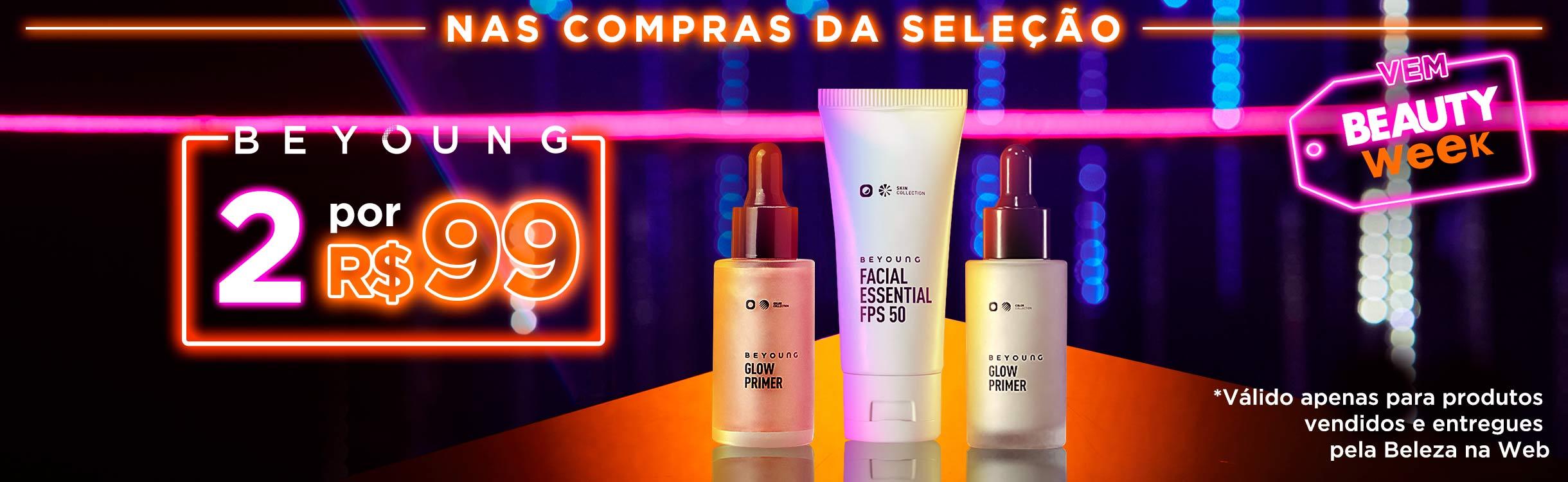 BEYOUNG   2 produtos por R$99