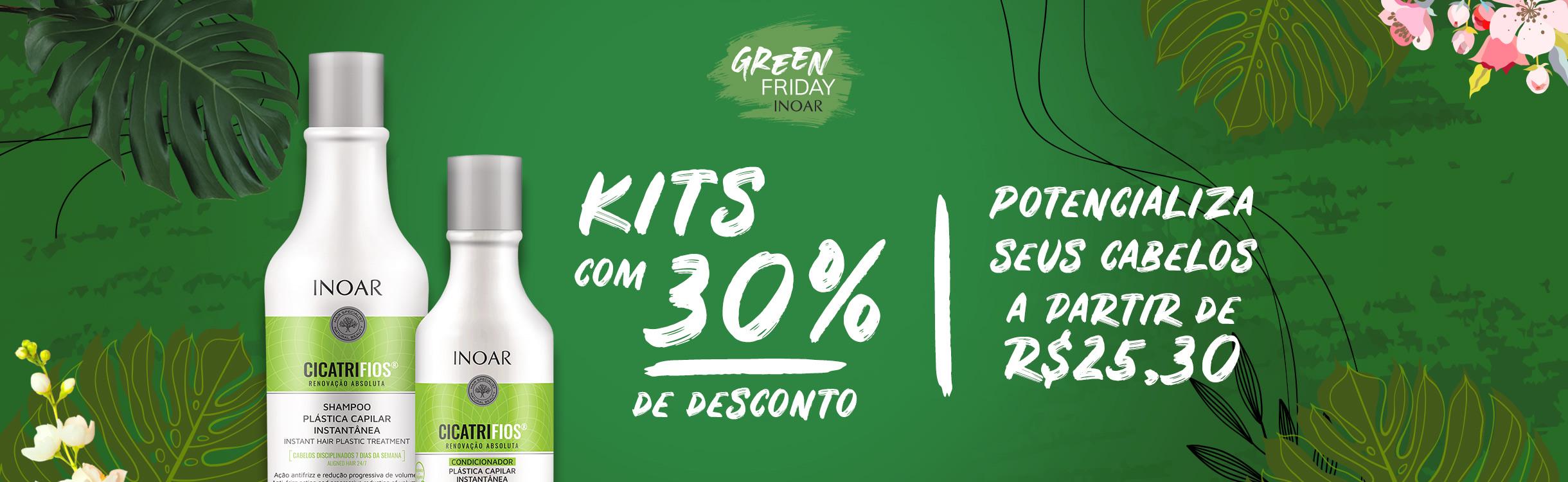 Kits com 30% de Desconto