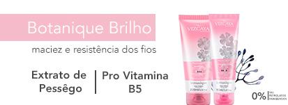 Vizcaya Botanique Brilho e Maciez