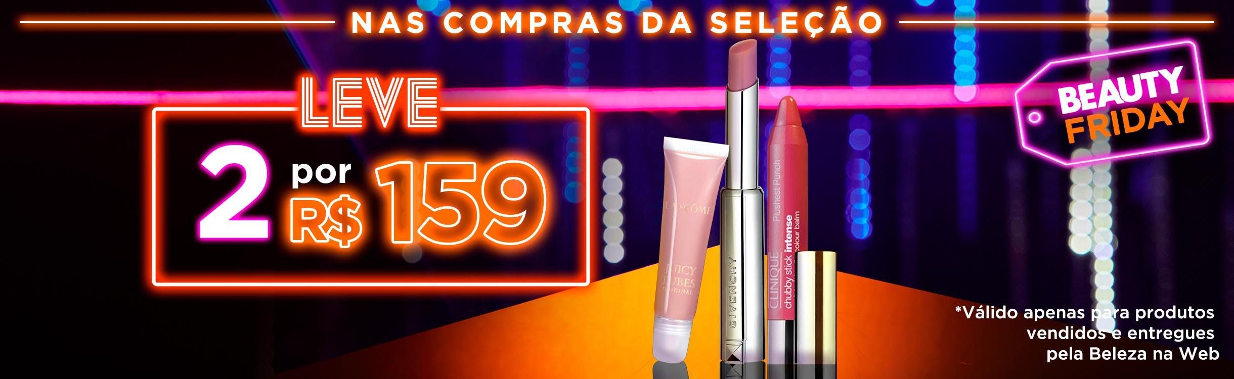 Beauty Week | Leve 2 Batons Desejo e Pague Apenas R$159