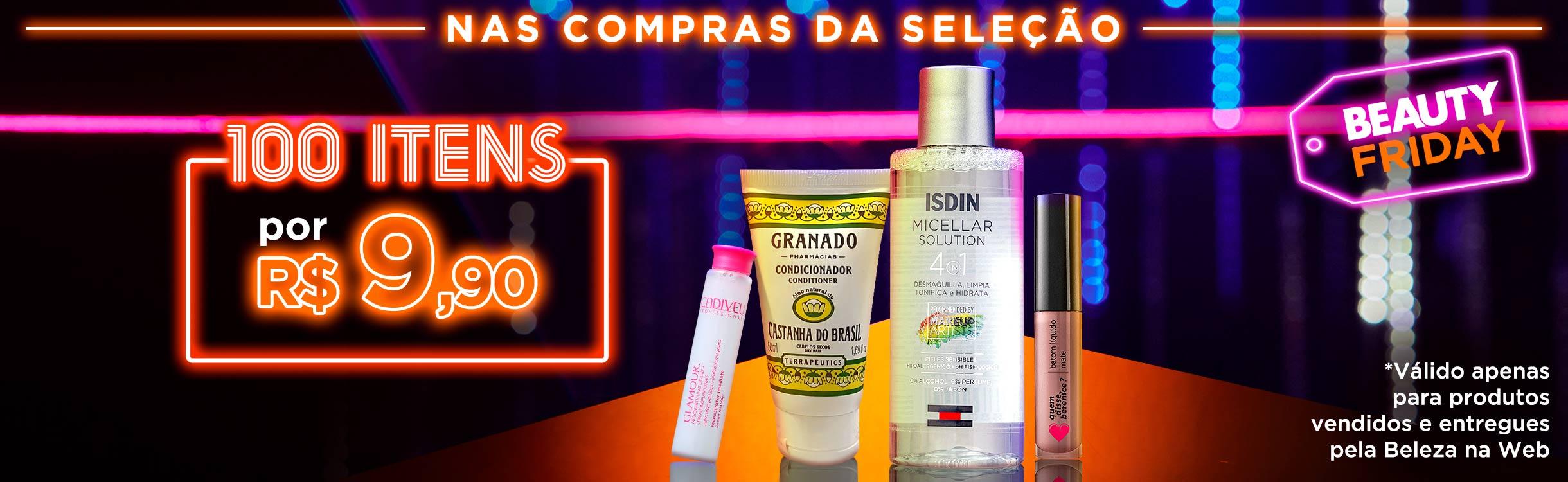 Beauty November | Desejos de Beleza até R$9,90
