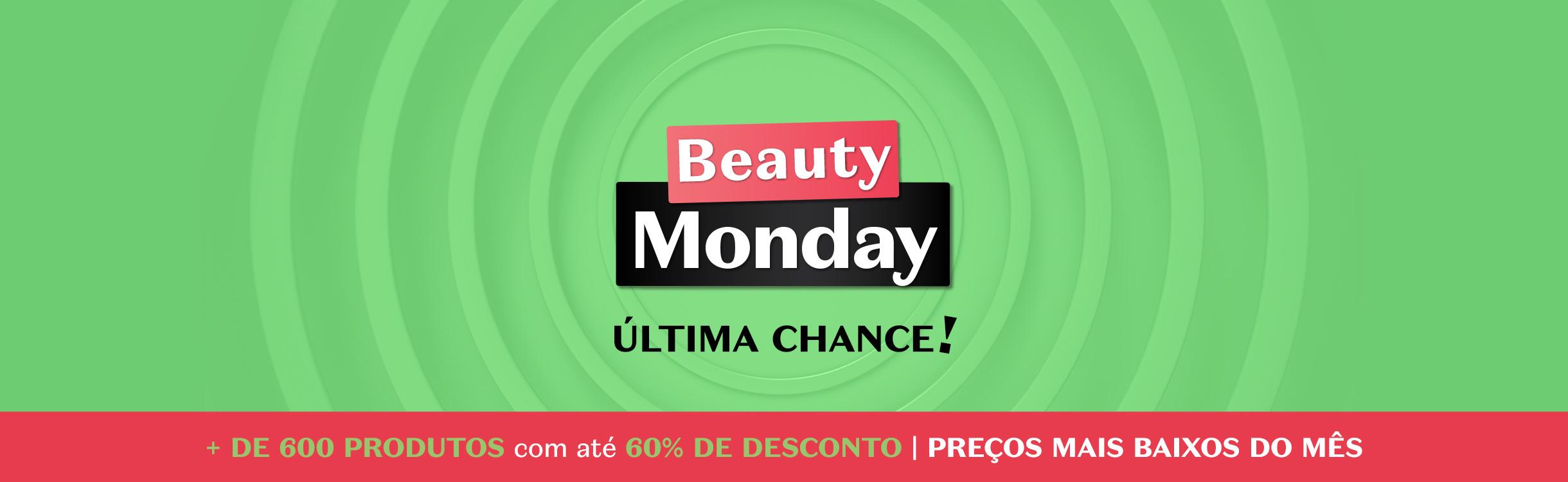 Maquiagem para a boca em oferta é na Beauty Monday! Último dia!
