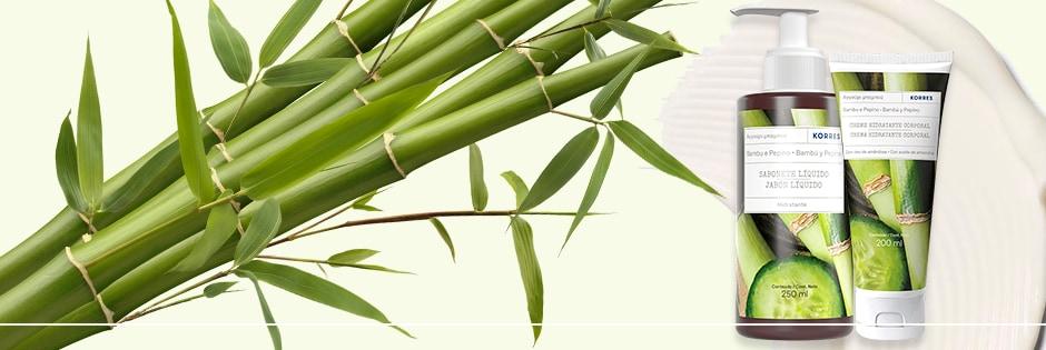 Korres Pepino e Bambu