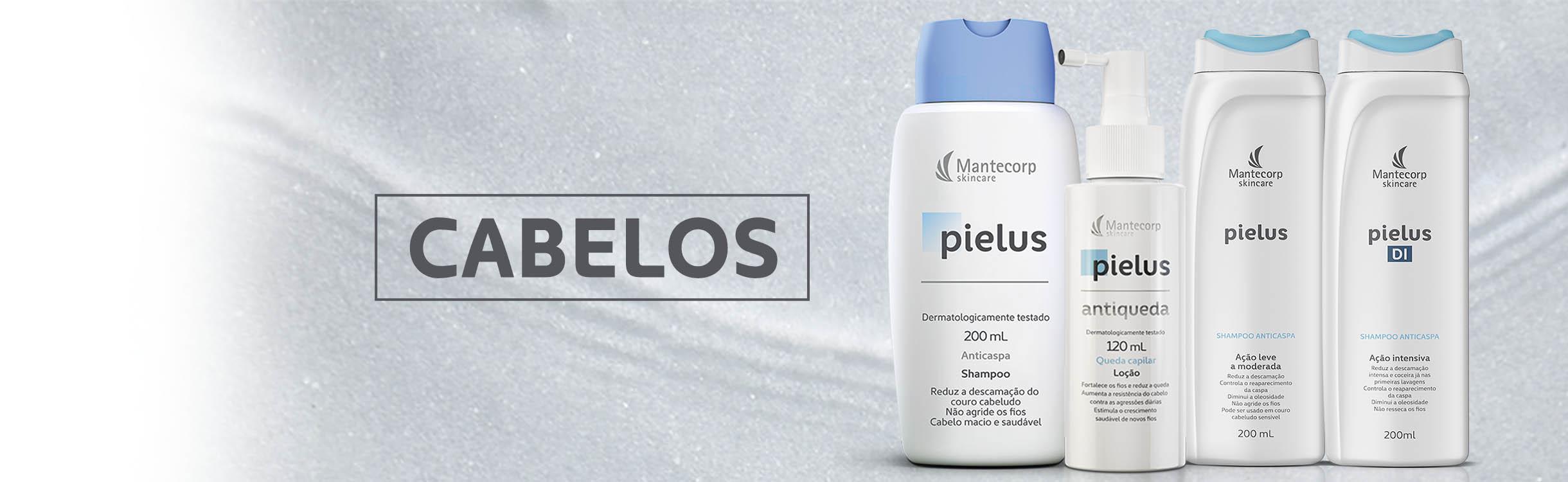Shampoo Mantecorp