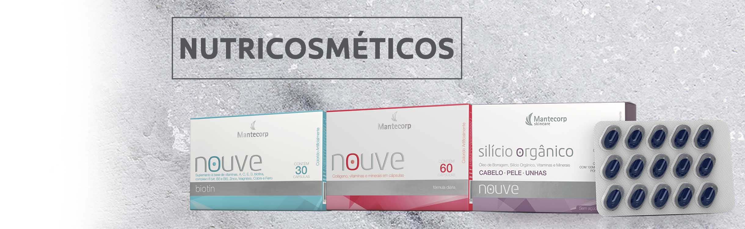 Nutricosméticos Mantecorp