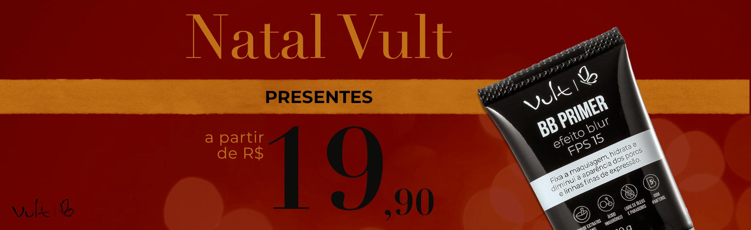 Presentes a partir de R$19,90