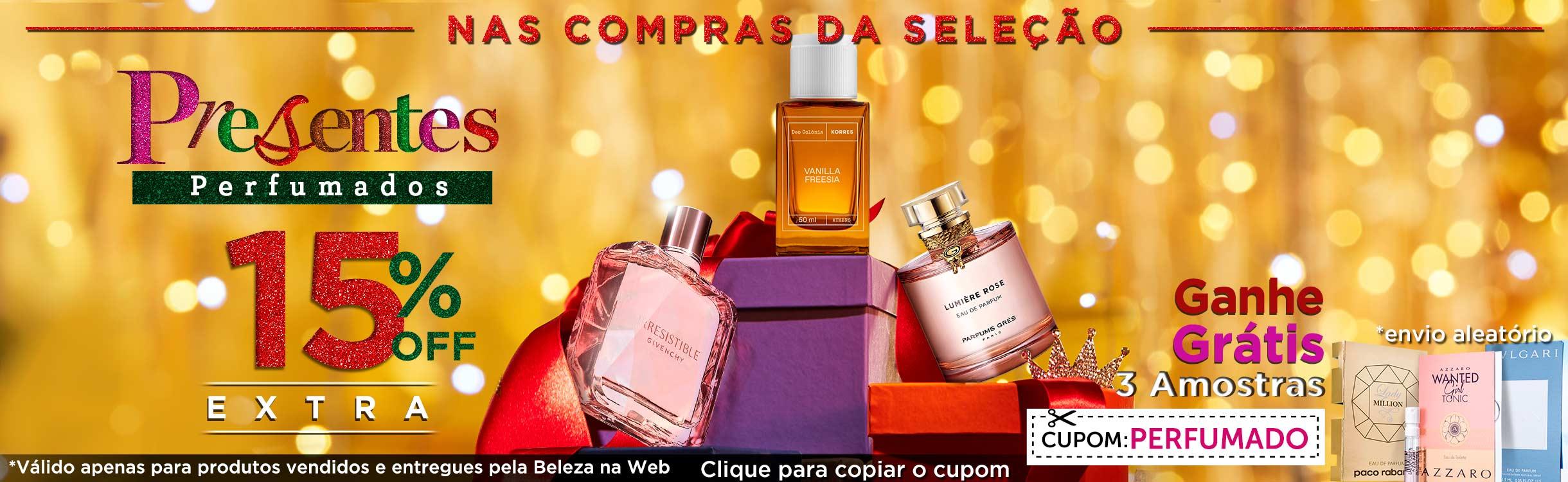 Perfumes para Presentear com Desconto Especial
