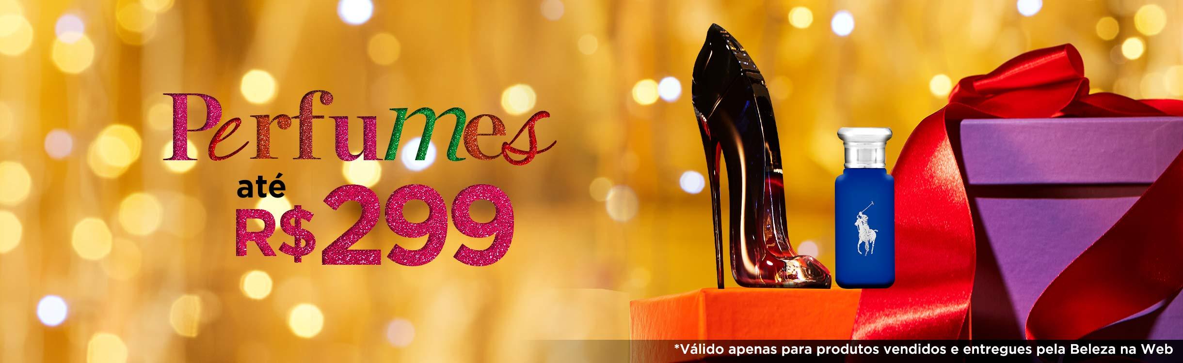 Perfumes Marcantes até R$299