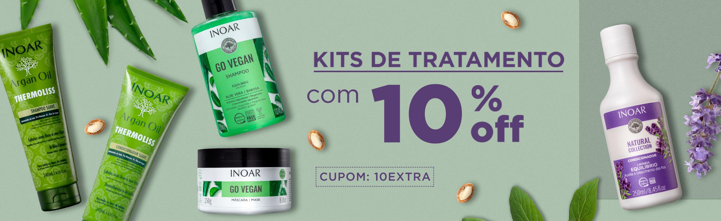 Kits Inoar de Tratamento