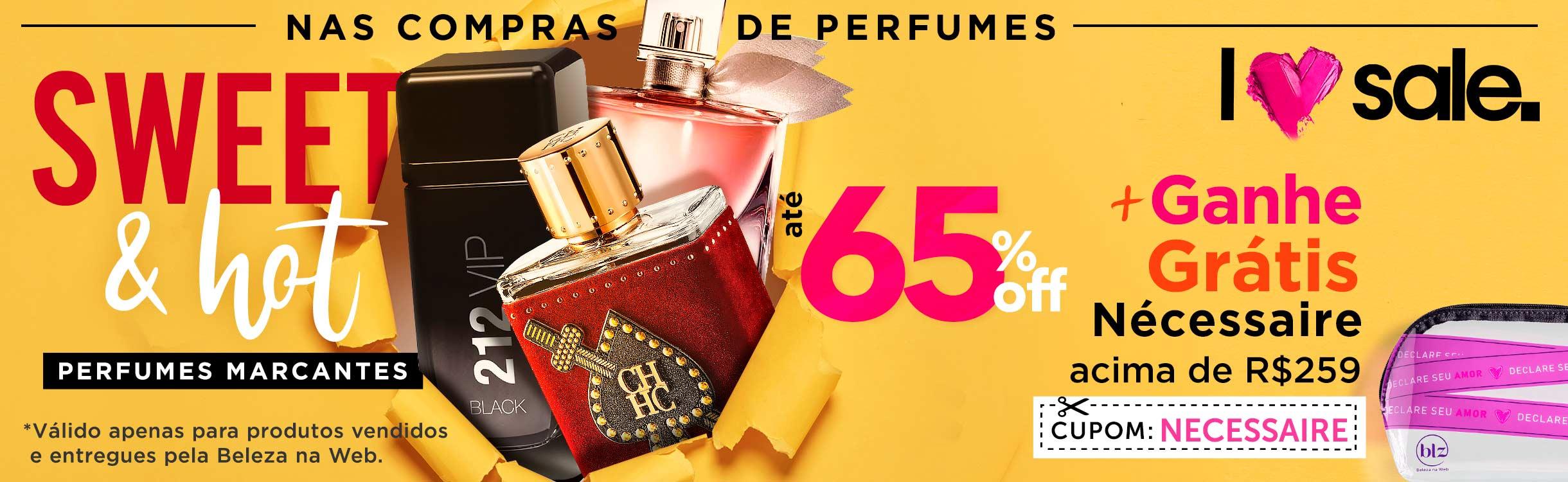 Perfumes Com os Melhores Descontos