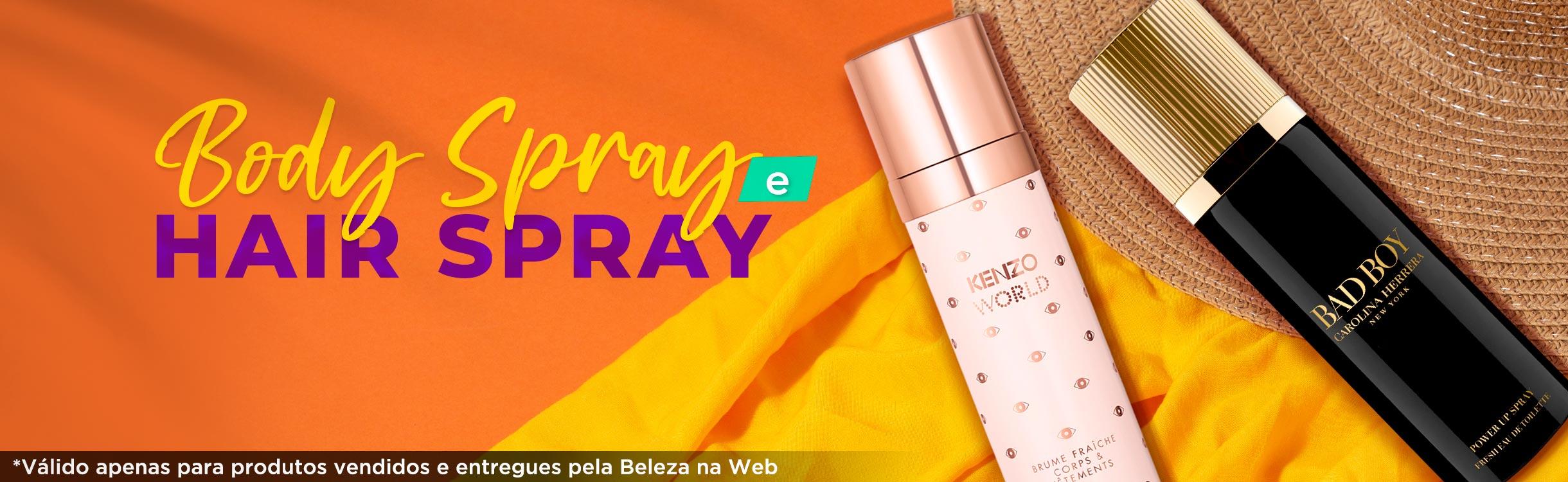 Body e Hair Spray