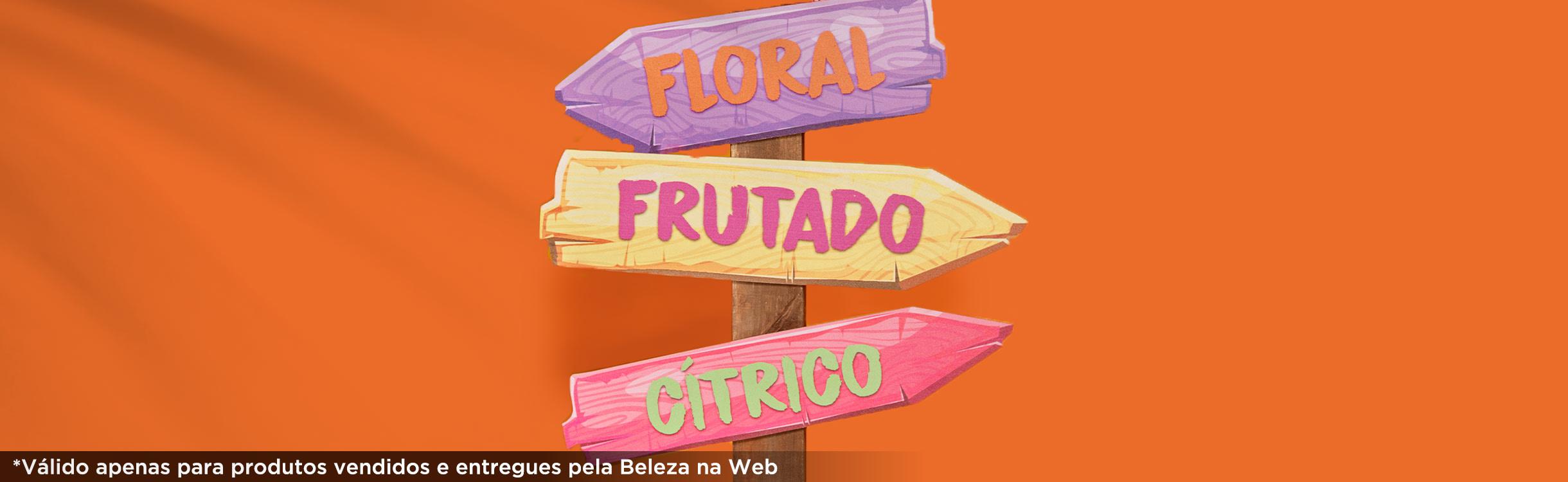 Perfumes e Perfumaria Cítricos e Florais para Refrescar