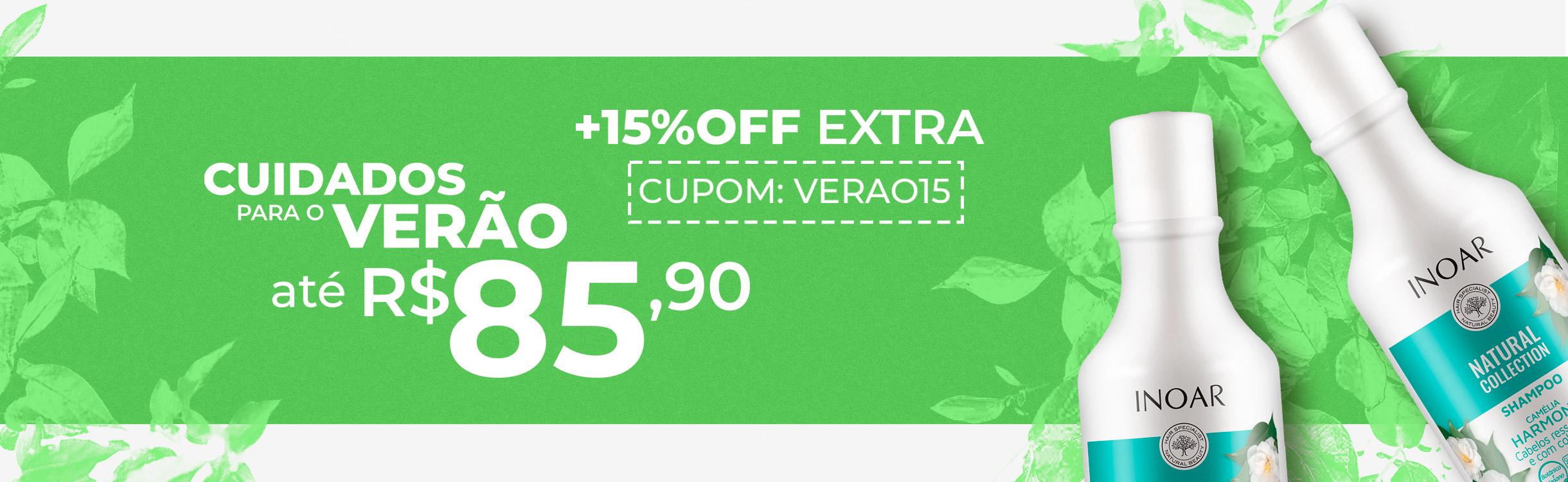 Garanta 15%OFF Extra