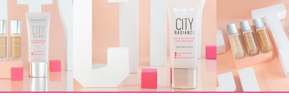 City Radiance Bourjois