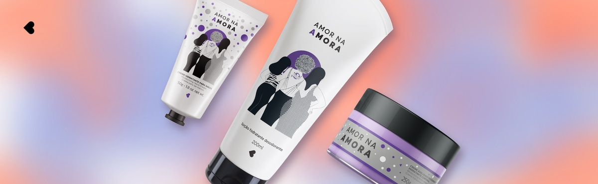 Hidratante Desodorante para Corpo e Mãos