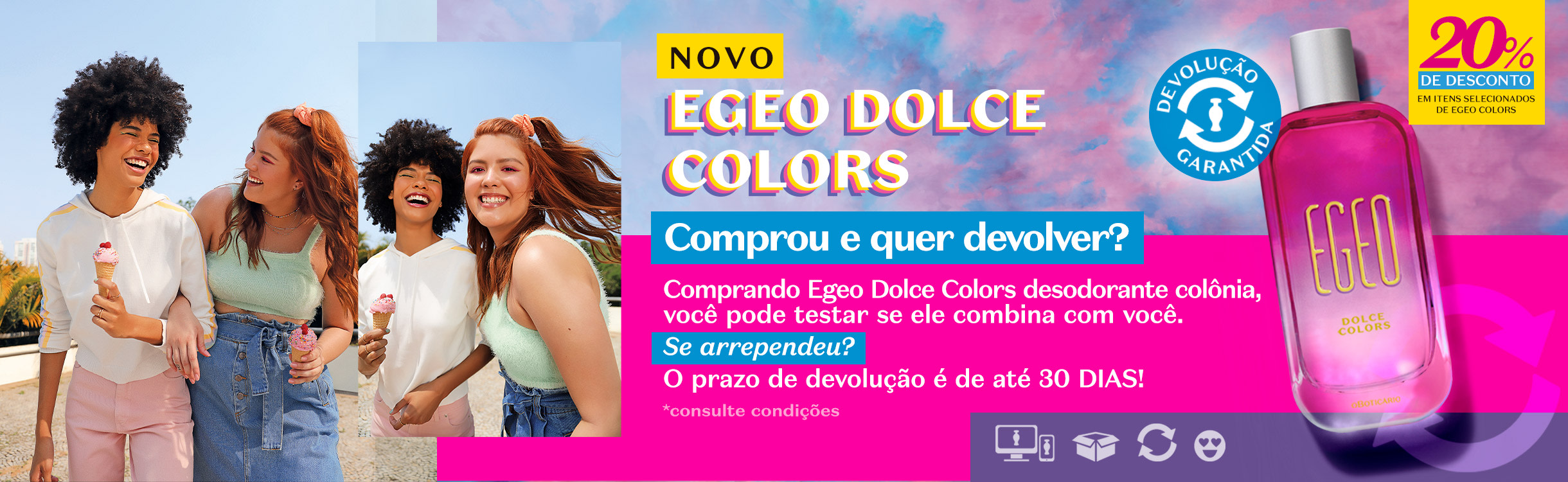 Egeo Dolce Colors