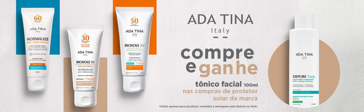Protetores Solares | Ada Tina