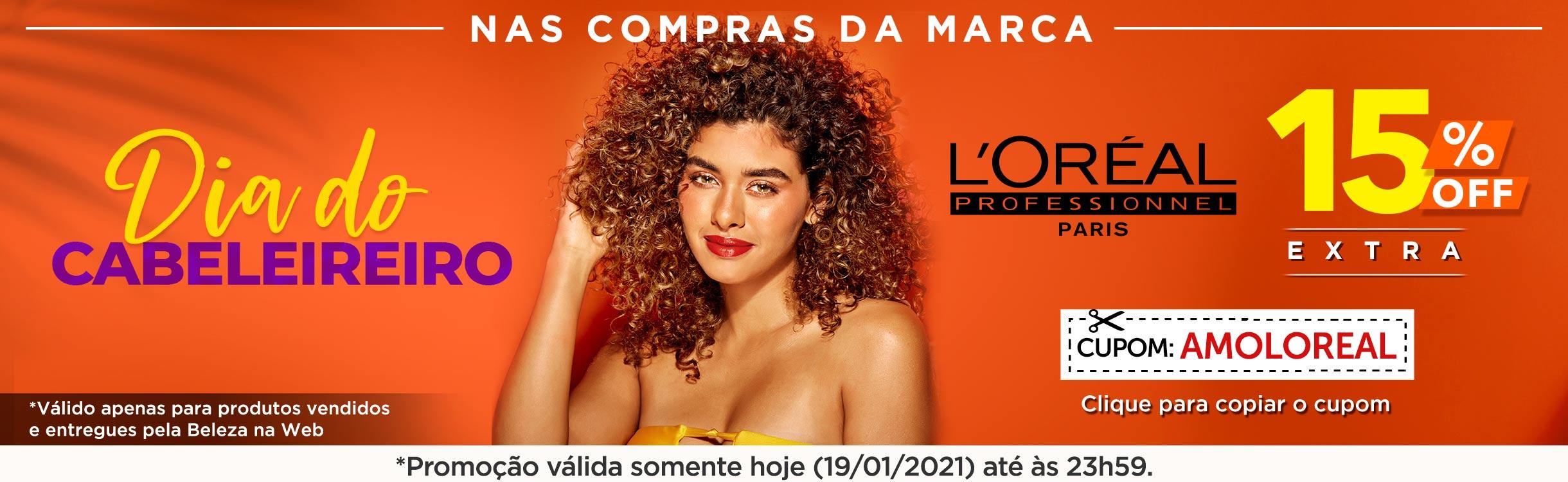 L'Oréal Exclusiva!