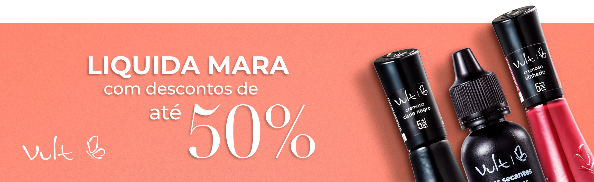 Liquida Mara: Produtos com até 50%OFF