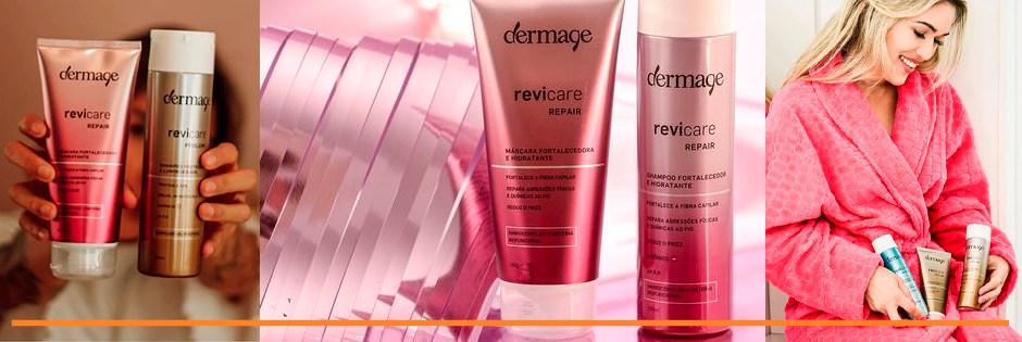 Shampoo a Seco Dermage