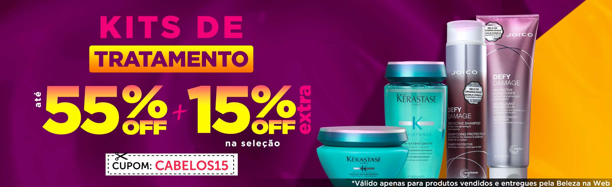 Mega Liquida | 15% OFF Extra na seleção