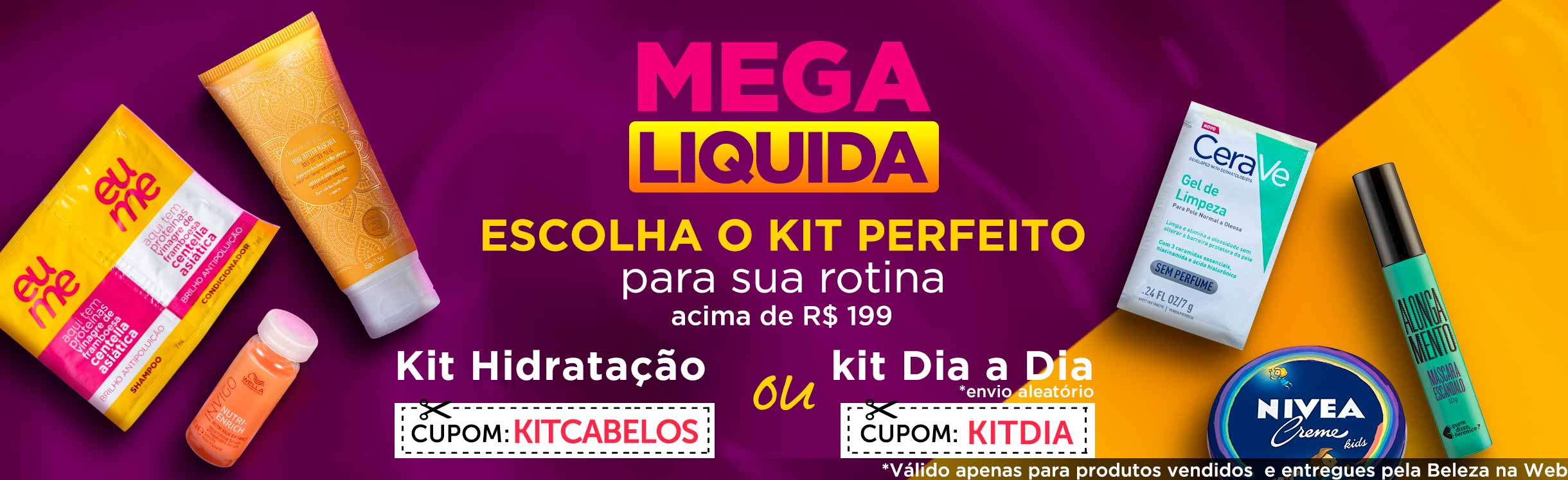 Mega Liquida | +1000 desejos com até 65% off
