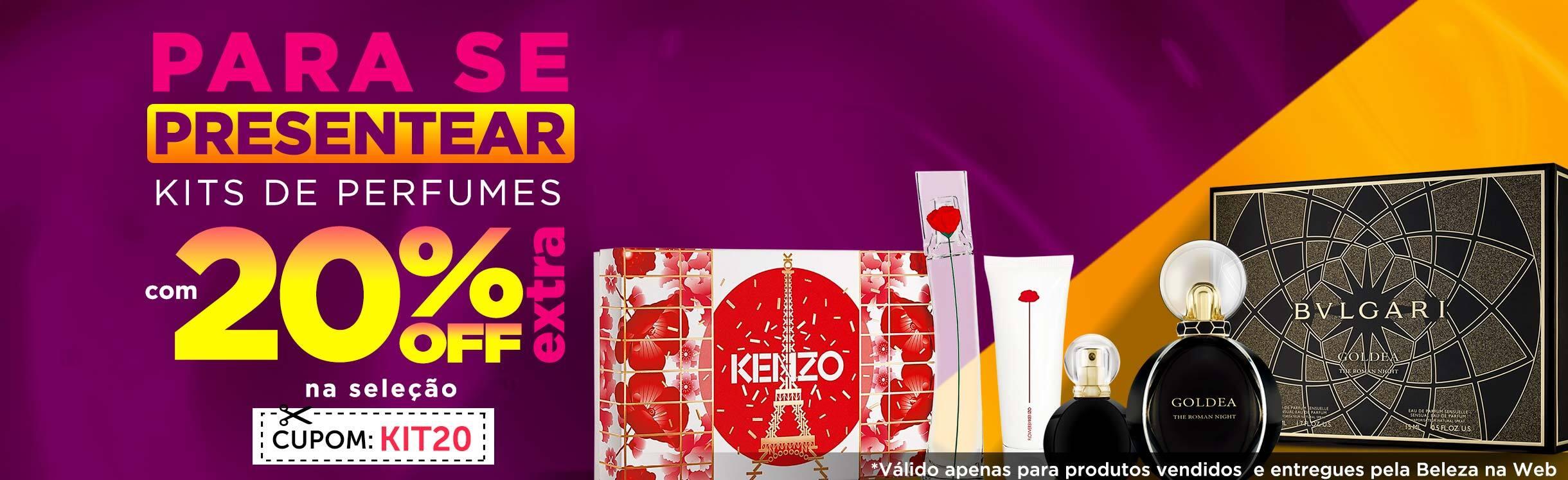 Kits para Presentear com 20% Extra