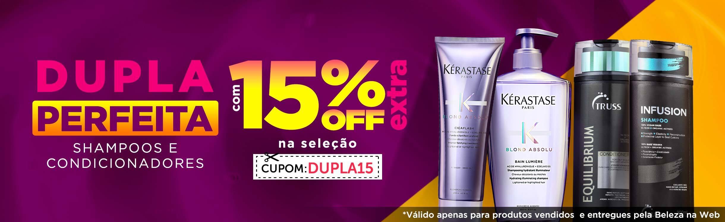 Mega Liquida | Dupla Perfeita com 15% extra
