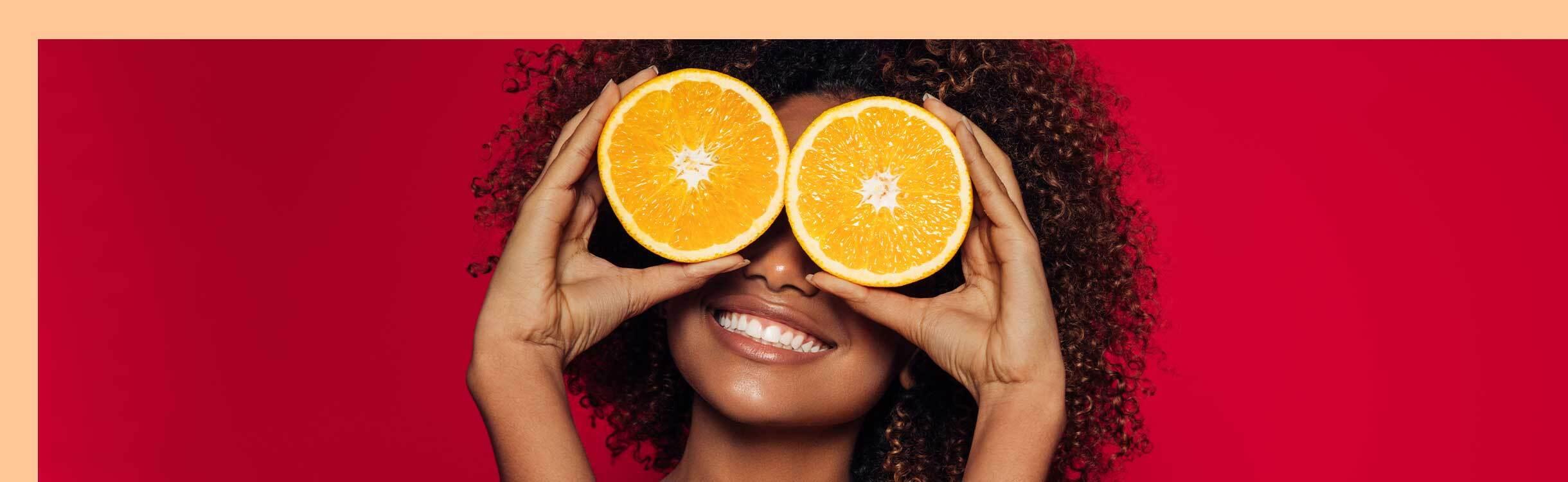 Dermocosméticos com Vitamina C