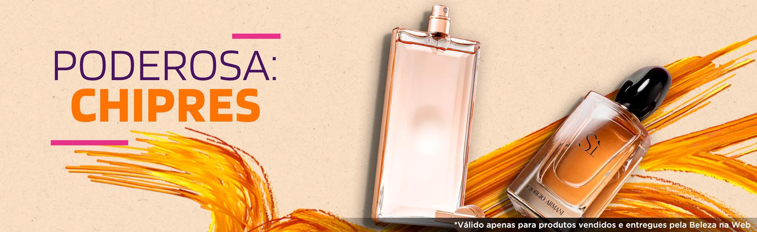 Perfumes e Perfumaria Chipres e Poderosos