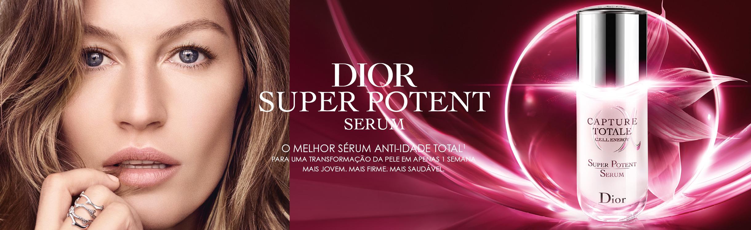Cuidados para Rosto Dior