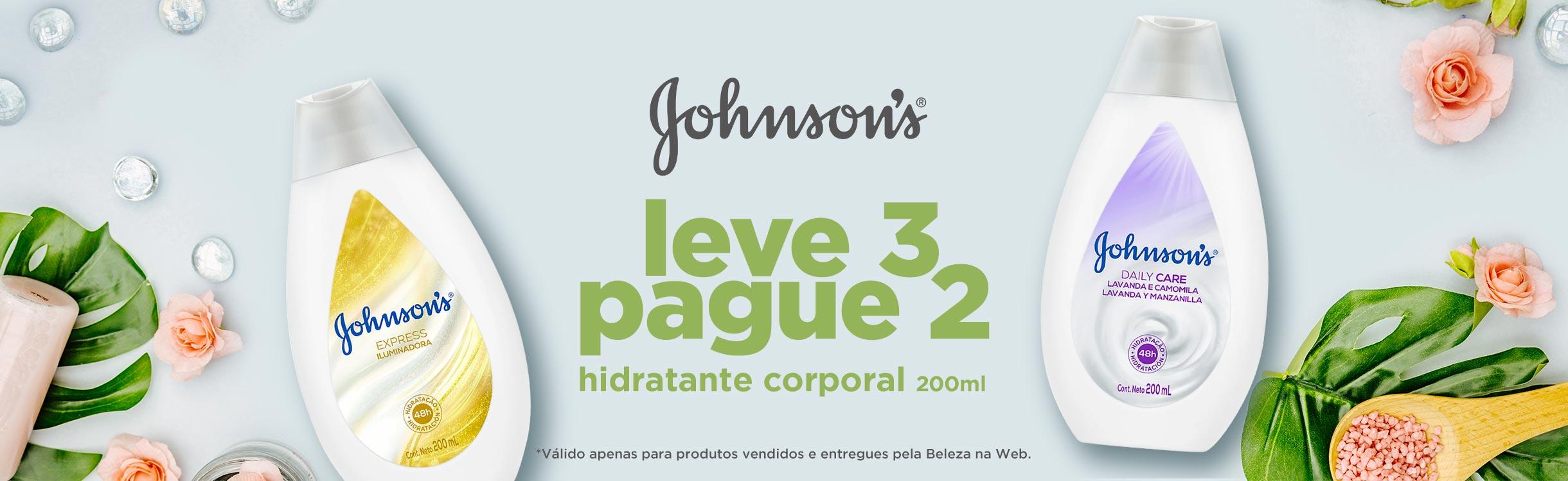 Johnson's | Ofertas