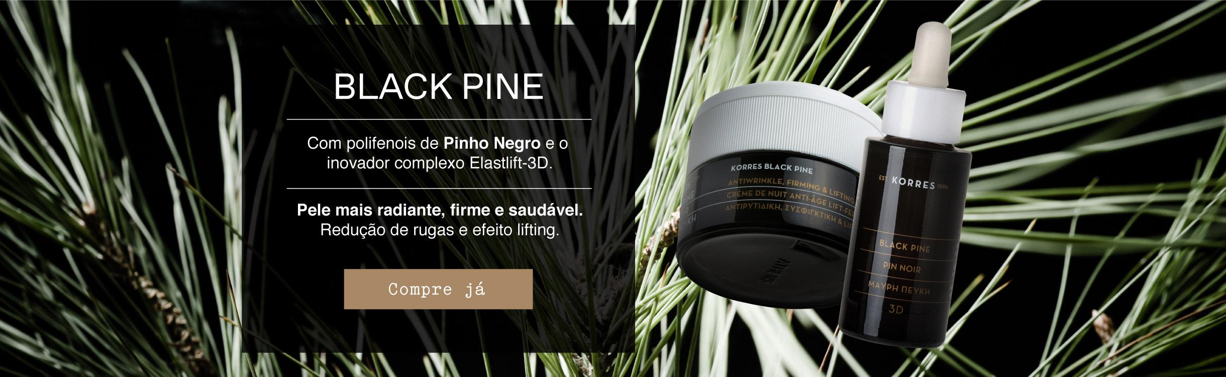 Korres Black Pine