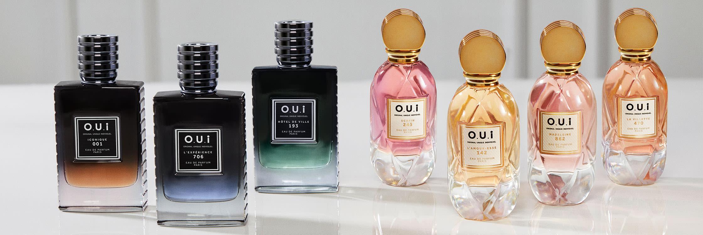 Eaux de Parfum O.U.i Unissex