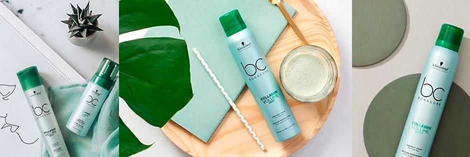Schwarzkopf Professional BC Bonacure Collagen Volume Boost