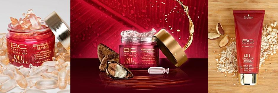 Schwarzkopf Professional BC Bonacure Oil Miracle Brazilnut