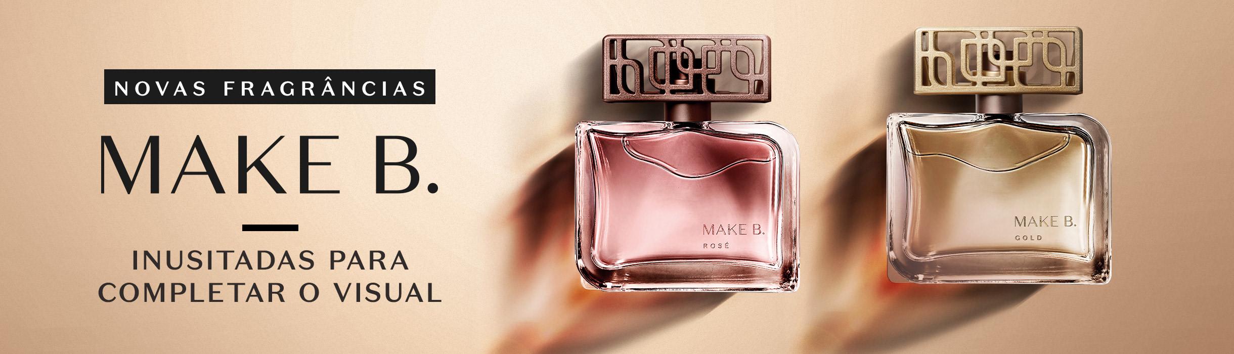 Make B. Perfumaria Feminina