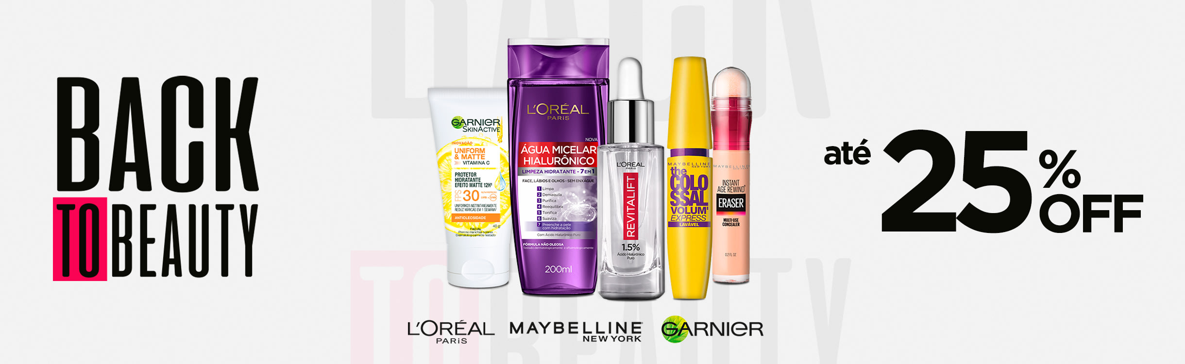 L'oréal   Back to Beauty