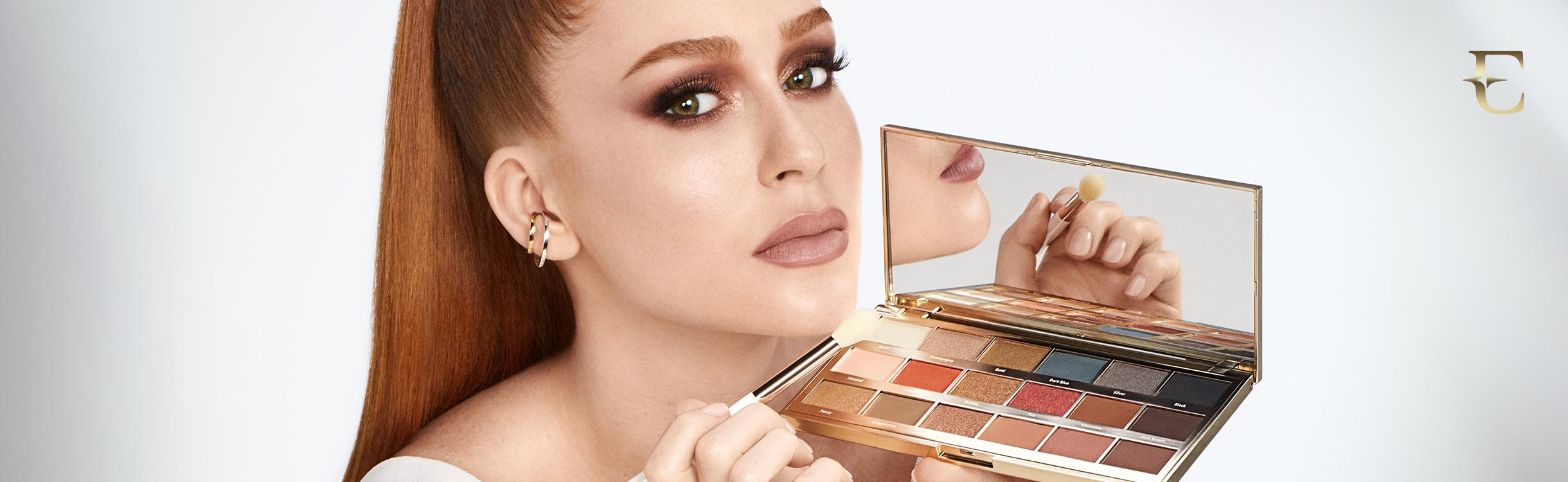 Glam: Paleta de Maquiagem