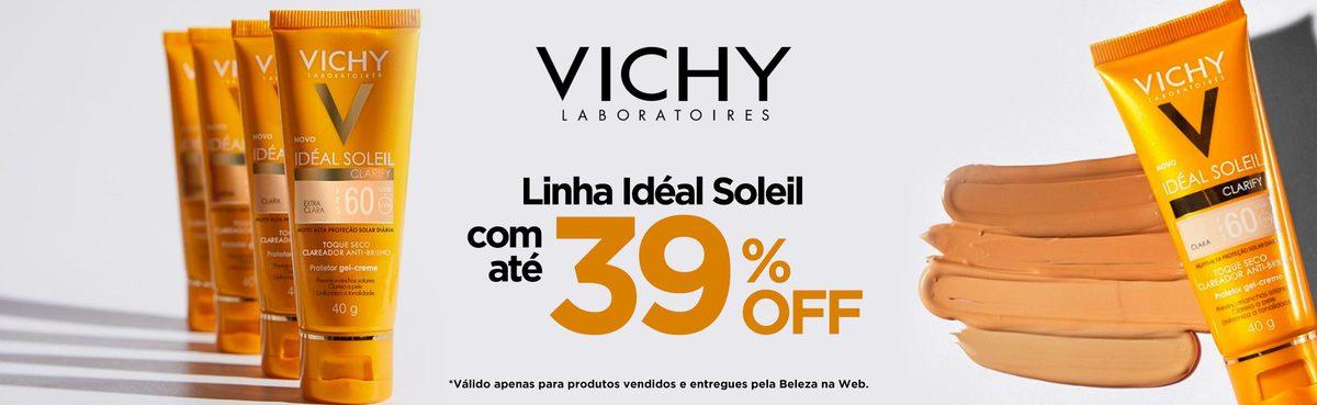 Vichy | Protetores Solares Idéal Soleil