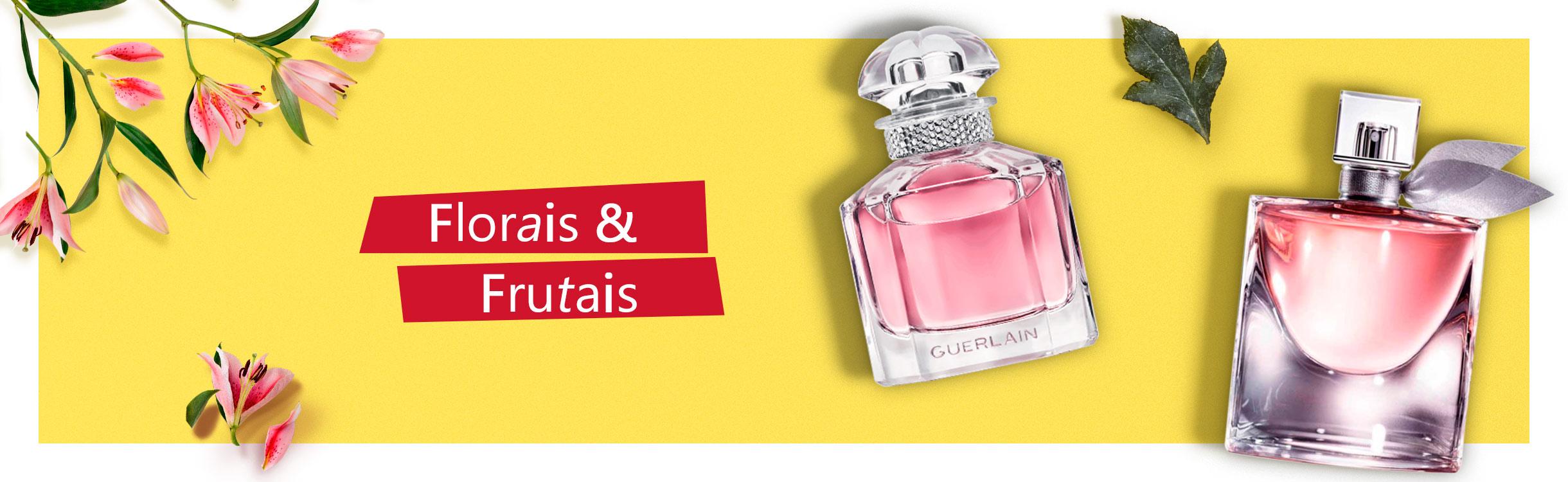 Perfumes e Perfumaria Florais e Românticos