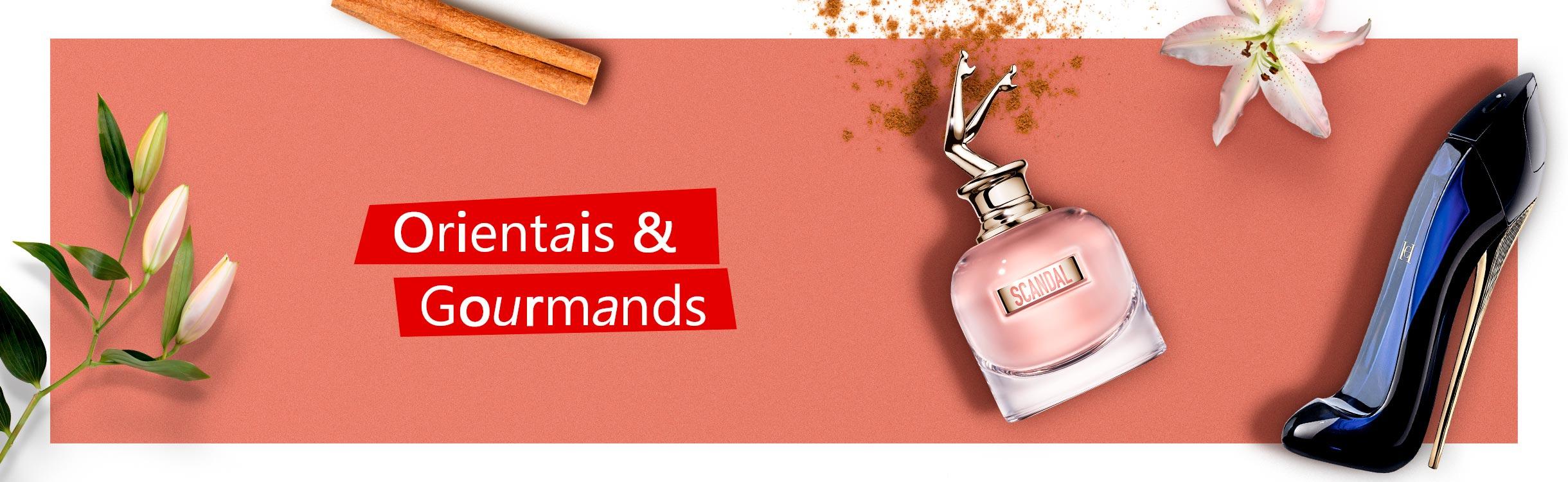 Perfumes e Perfumaria Orientais e Marcantes