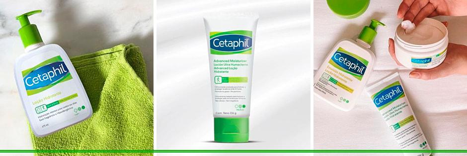Kits Cetaphil de Tratamento para Corpo