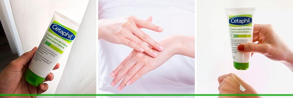 Hidratante Cetaphil para Pele das Mãos