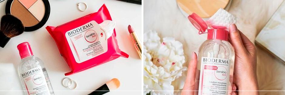 Kits Bioderma de Maquiagem para Olhos