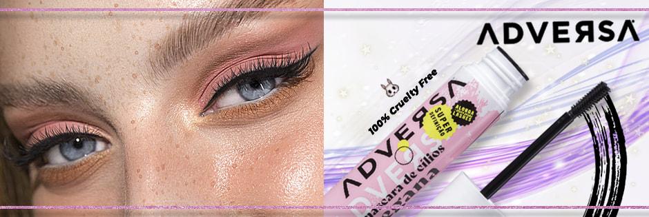 Maquiagem Adversa para Olhos