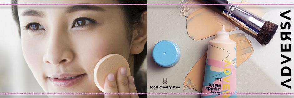 Maquiagem Facial Adversa
