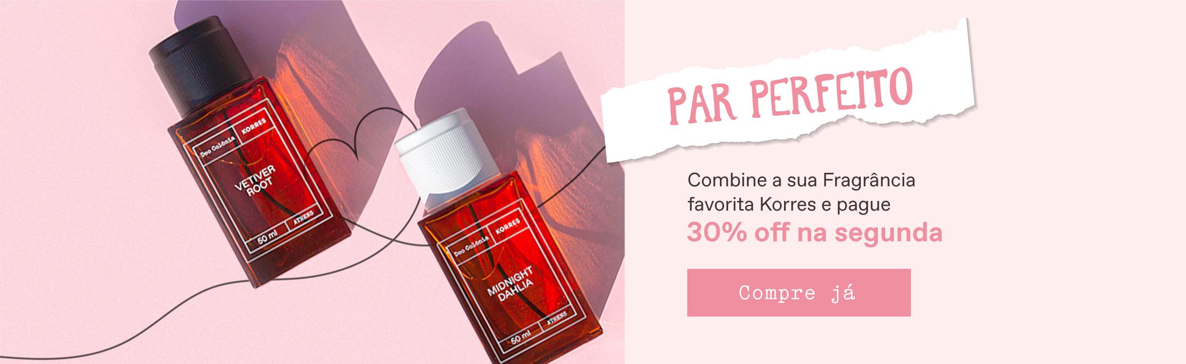 Perfumes e fragrâncias Korres
