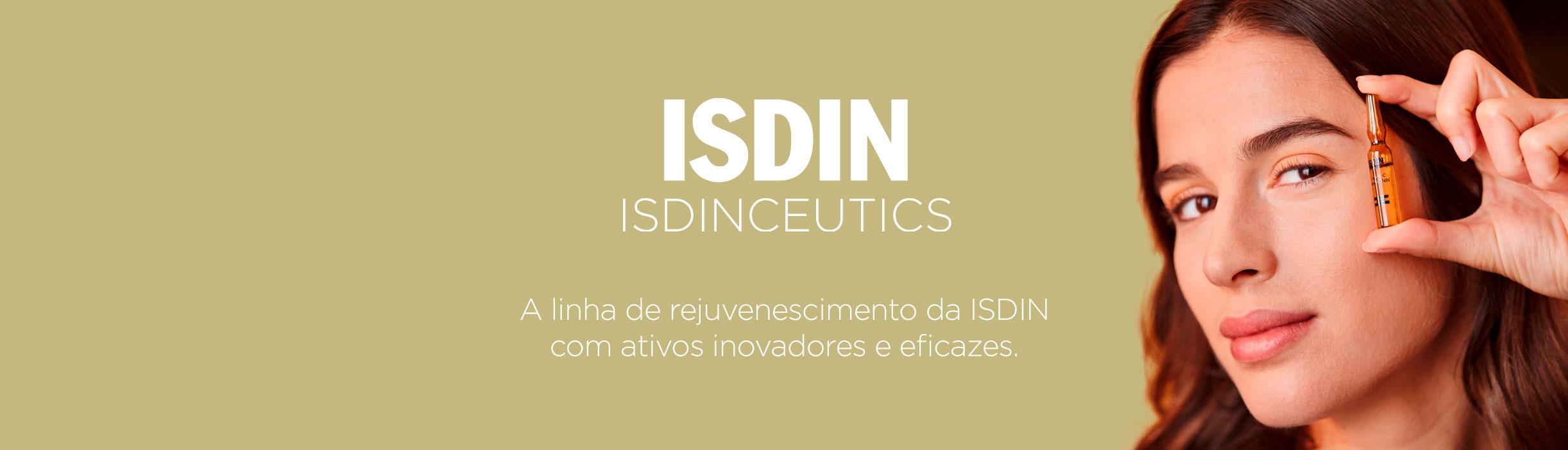 ISDIN   Linha Isdinceutics