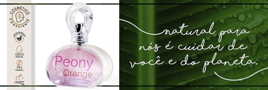 Perfumes e Perfumaria Orgânica